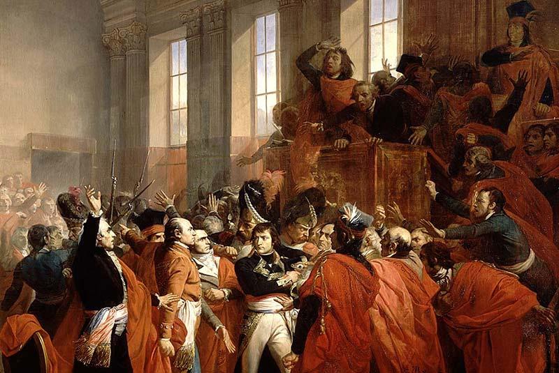 کودتای ۱۸ برومر، ناپلئون بناپارت
