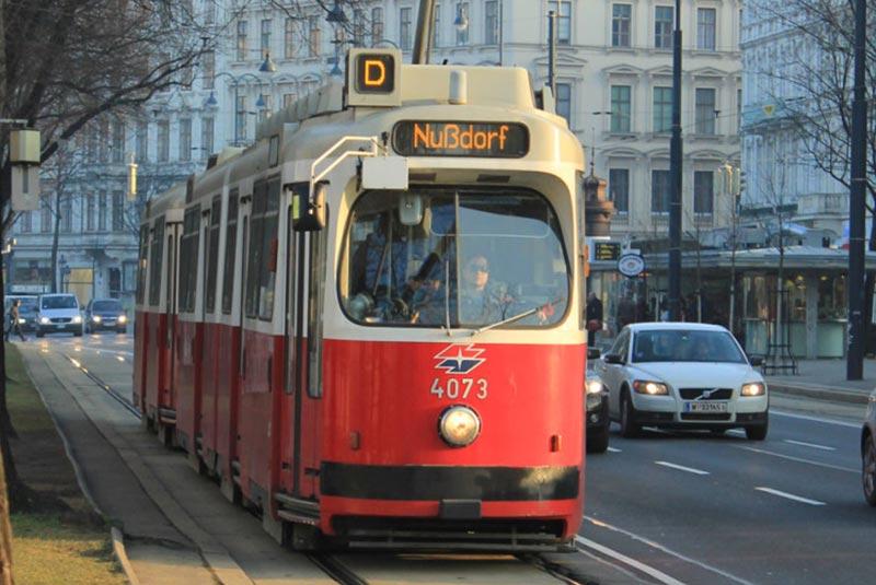 حمل و نقل در وین