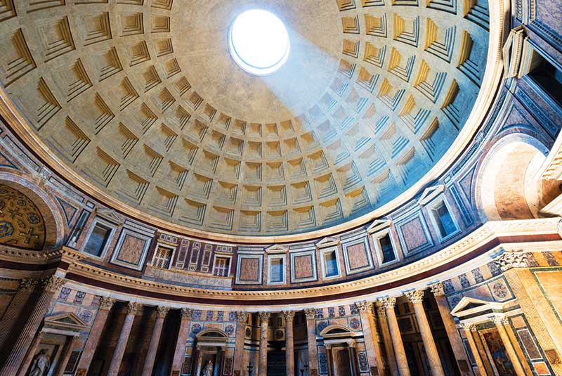 کلیسای پانتئون رم