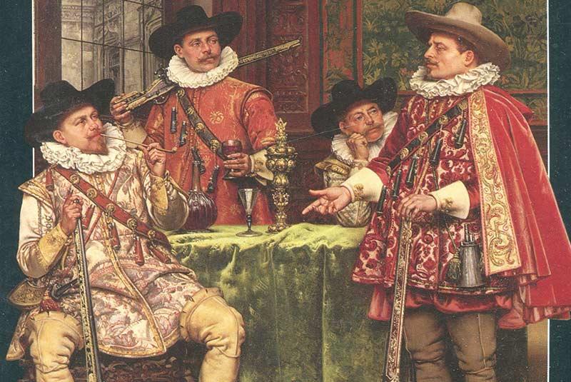 سه تفنگدار الکساندر دوما