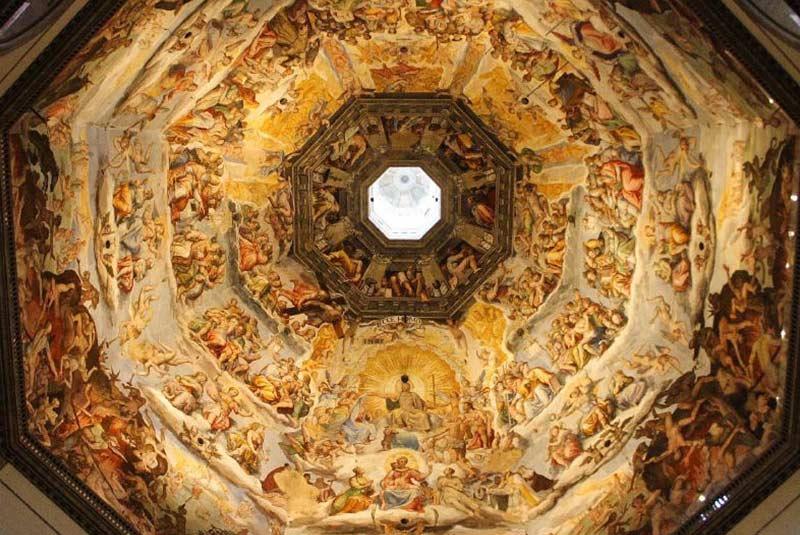 گنبد کلیسای جامع فلورانس