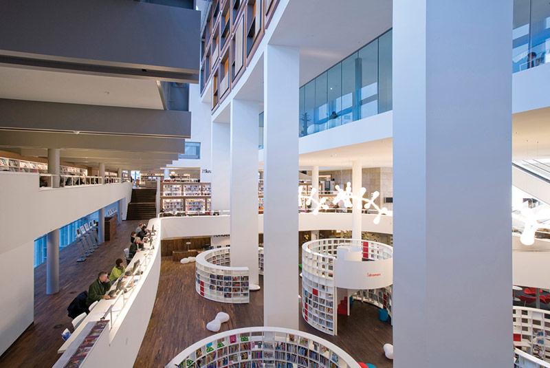 کتابخانه مرکزی آمستردام