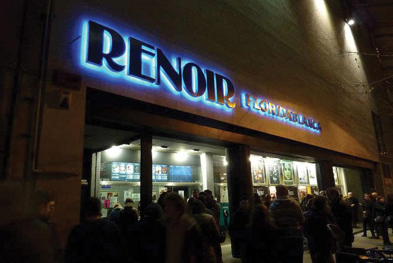 سینما در بارسلون