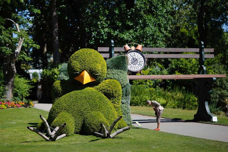 باغ گیاه شناسی نانت
