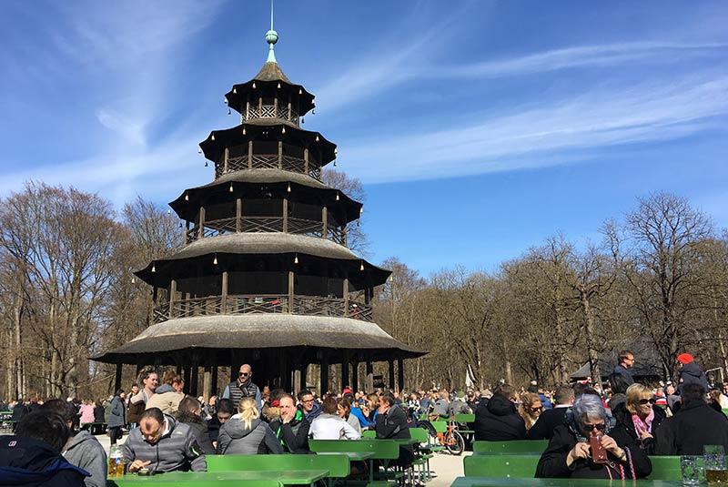 برج چینی