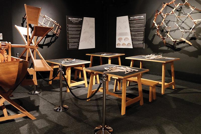 موزه داوینچی در فلورانس