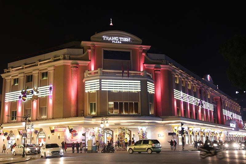 مرکز خرید ترانگ تین هانوی