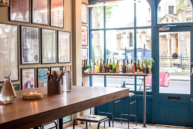 حق سرویس در رستوران های لندن