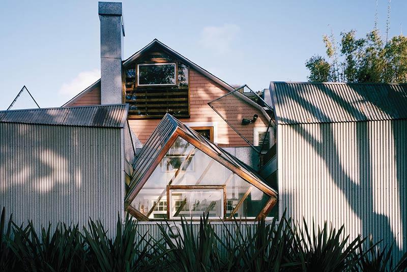 خانه فرانک گری