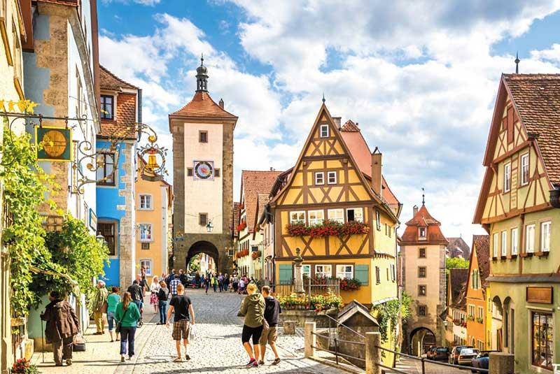 معماری قرون وسطی