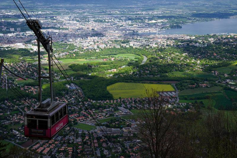 کوه سالو ژنو