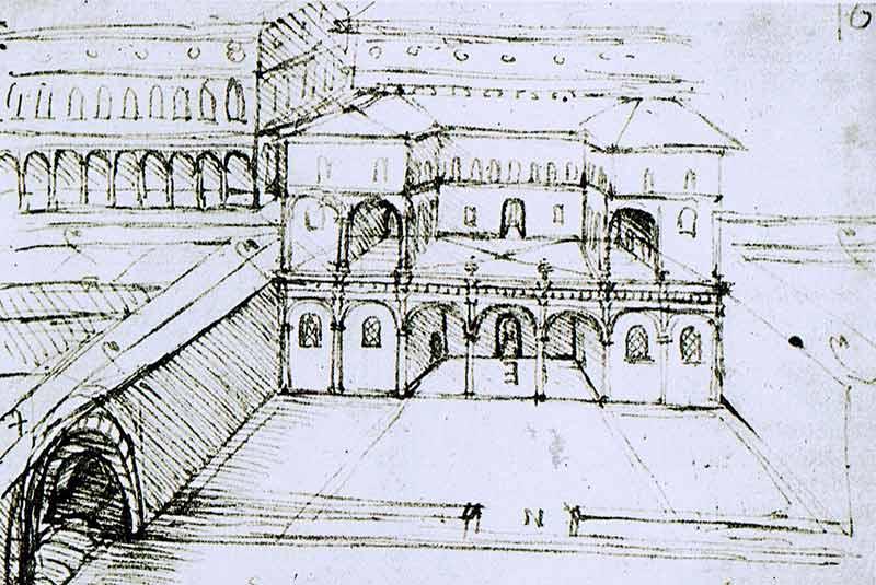 طراحی های لئوناردو داوینچی