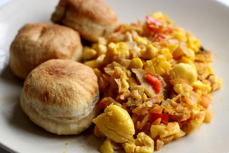 صبحانه جامائیکا