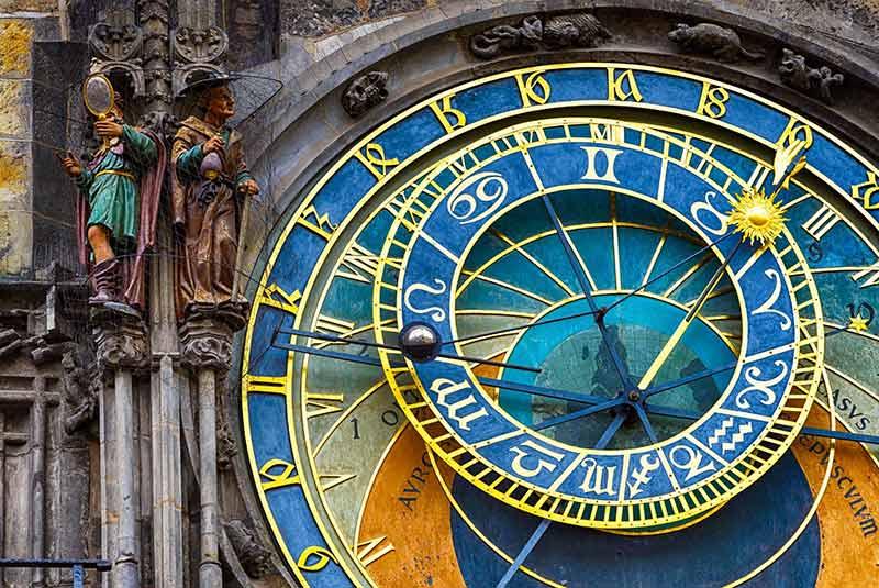 ساعت نجومی