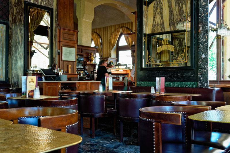 کافه های معروف وین