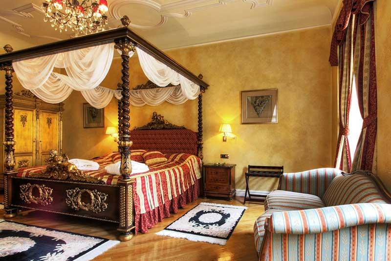 هتل های لوکس پراگ