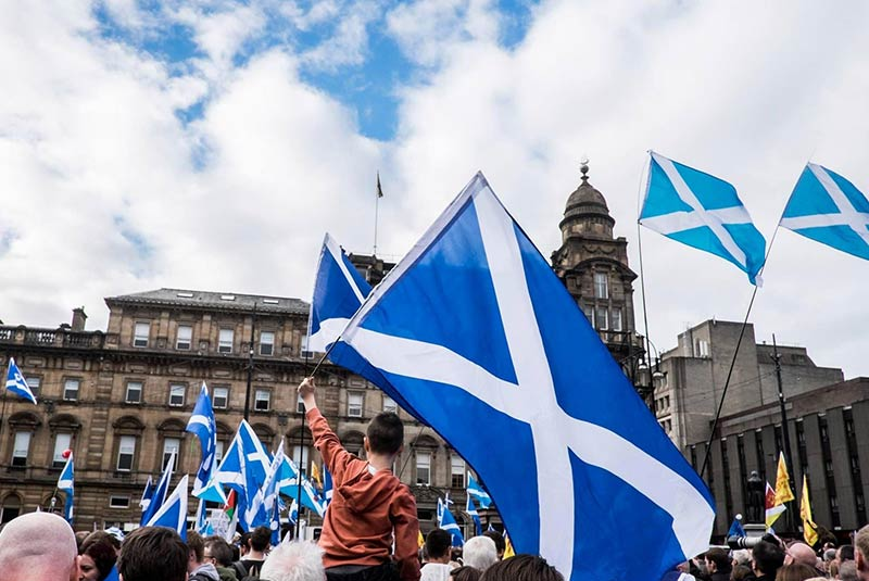 فستیوال های اسکاتلند