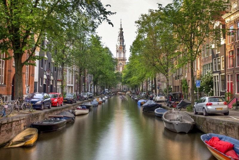 کانال های آمستردام