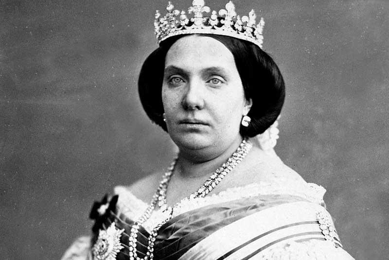 خاندان بوربون - ملکه ایزابلا