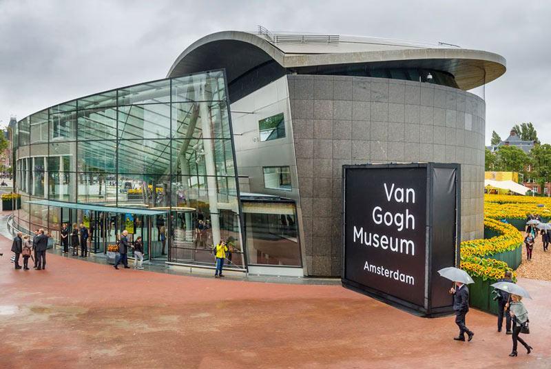 موزه ون گوگ در آمستردام