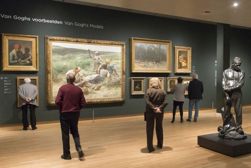 موزه ونگوگ آمستردام