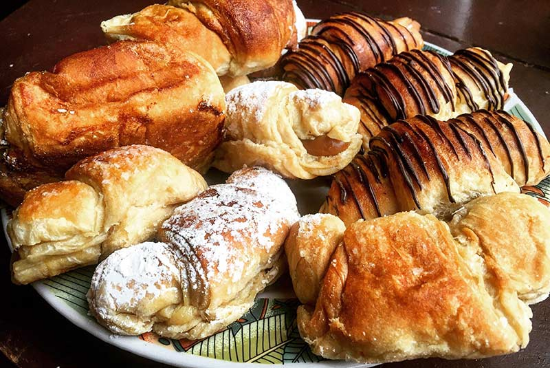 صبحانه آرژانتین