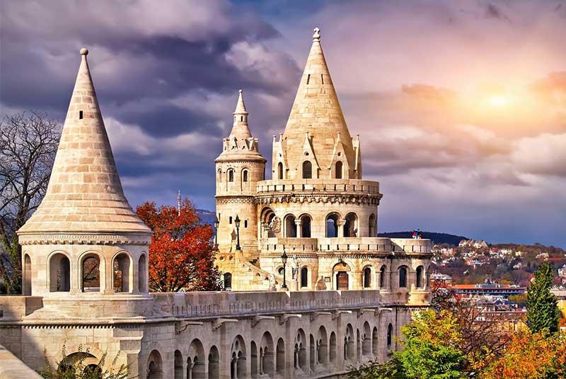 جاهای دیدنی بوداپست