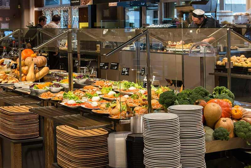 ناهار ارزان در ژنو
