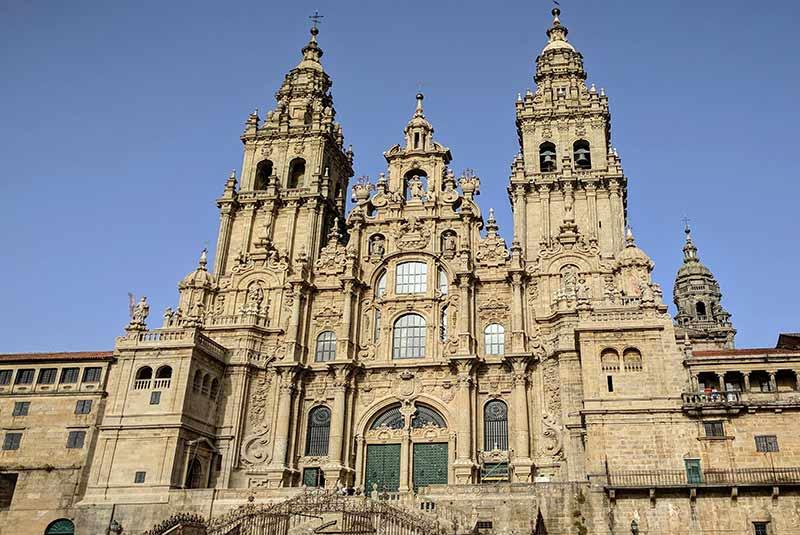 کلیسای جامع سانتیاگو د کومپوستلا