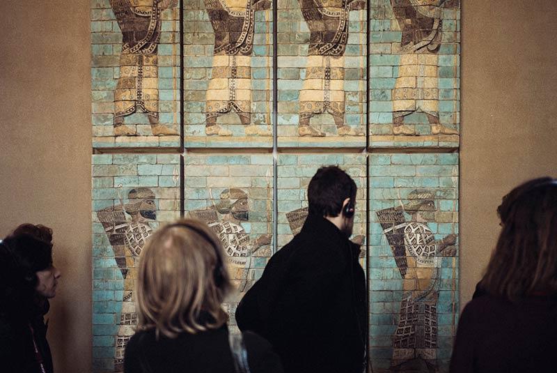 آثار ایرانی در لوور