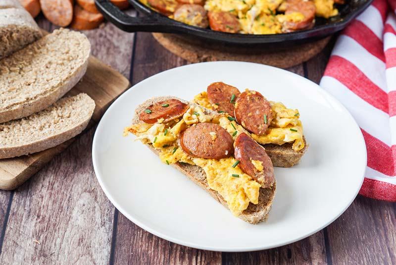 صبحانه لهستانی