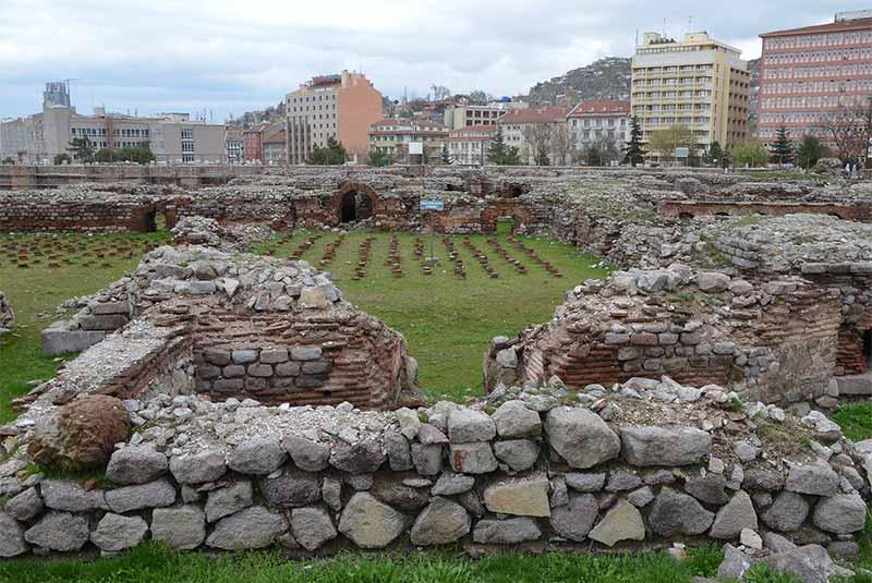 حمام رومی - آنکارا