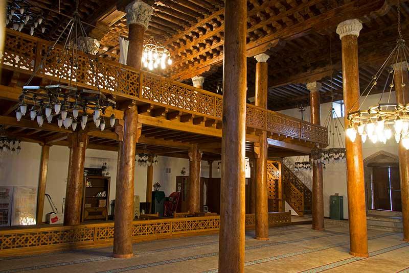 مسجد اصلان خانه - آنکارا