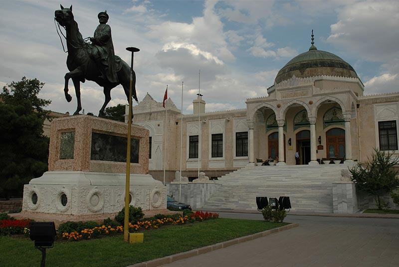 موزه قوم نگاری - آنکارا