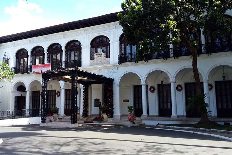 دیدنی های مانیل - کاخ مالاکانیانگ