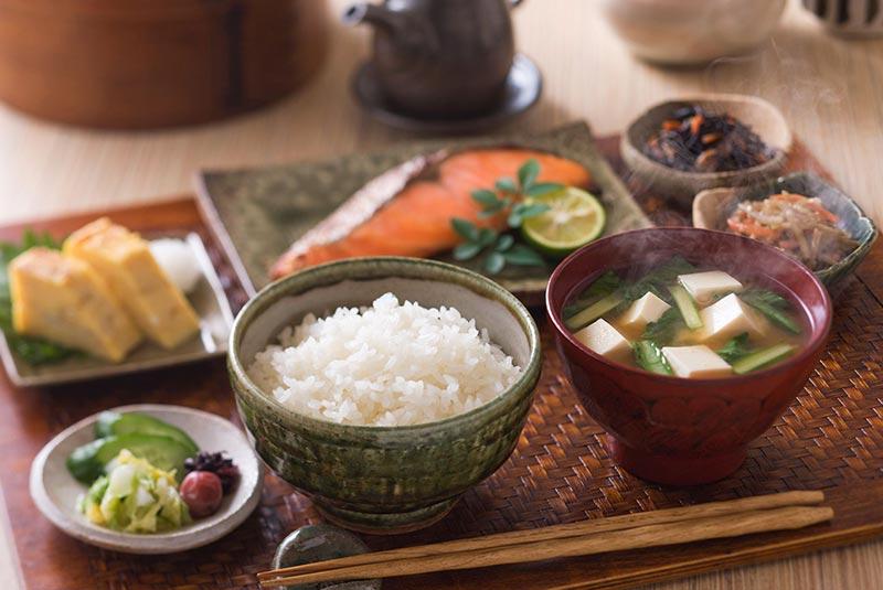 صبحانه ژاپنی