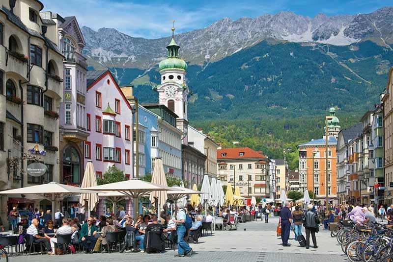 جاهای دیدنی اتریش