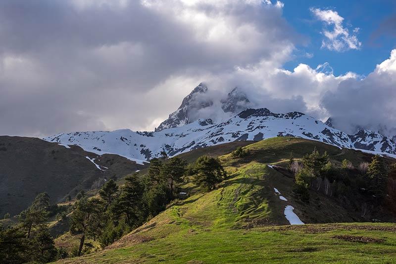 قله اوشبا