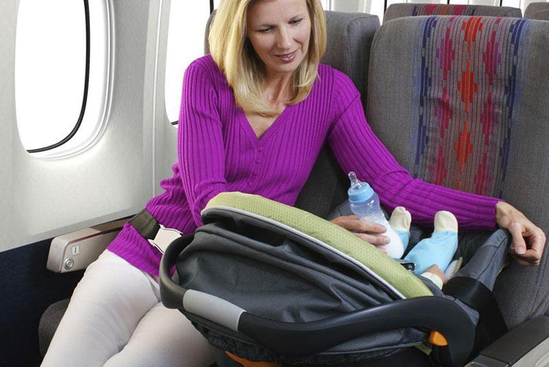 بار مجاز داخل هواپیما