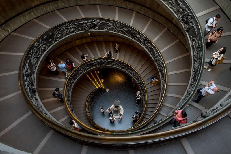 موزههای واتیکان  ایتالیا