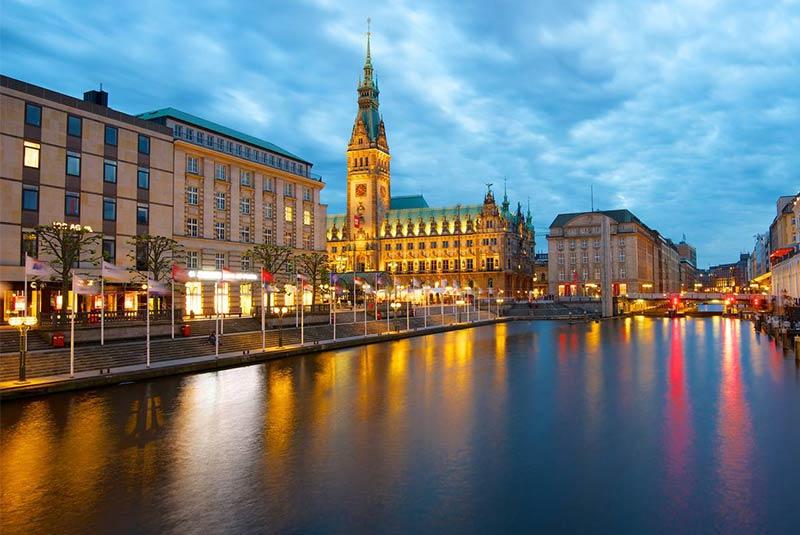 تمیزترین شهرهای جهان - هامبورگ