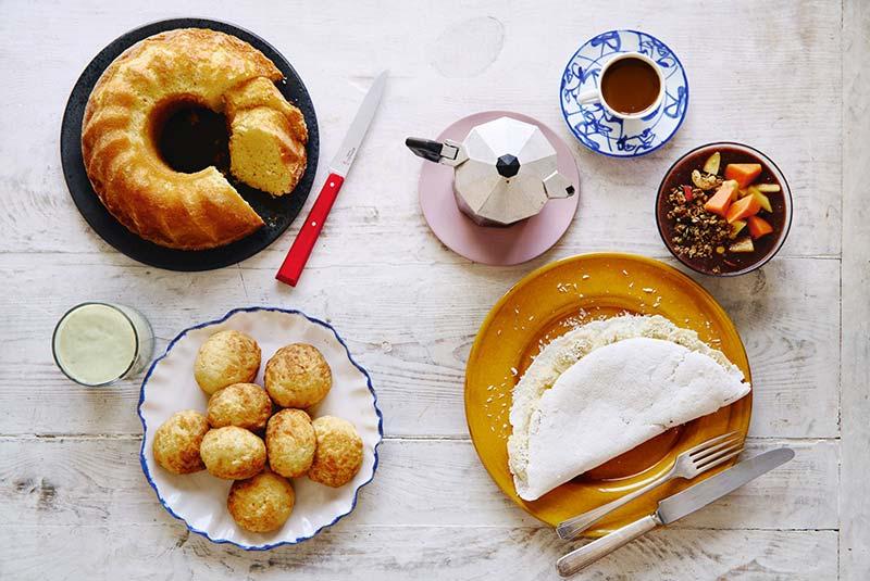 صبحانه برزیلی