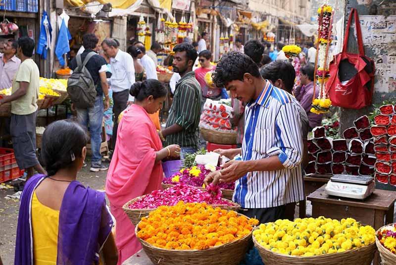 بازارهای بمبئی