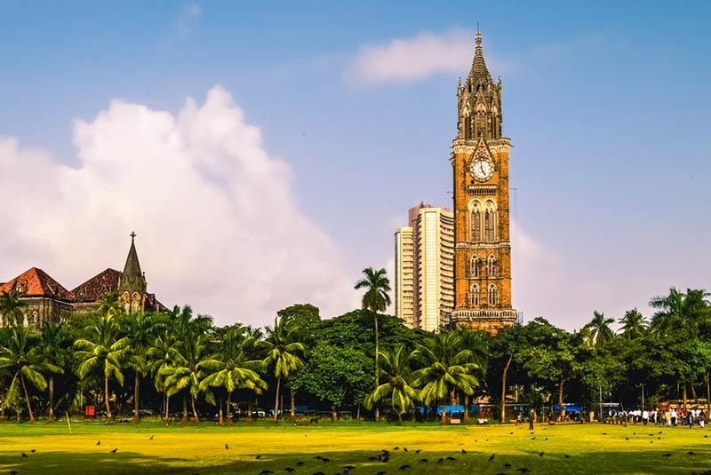 بمبئی - ساختمان های تاریخی