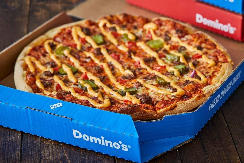 دومینوز پیتزا
