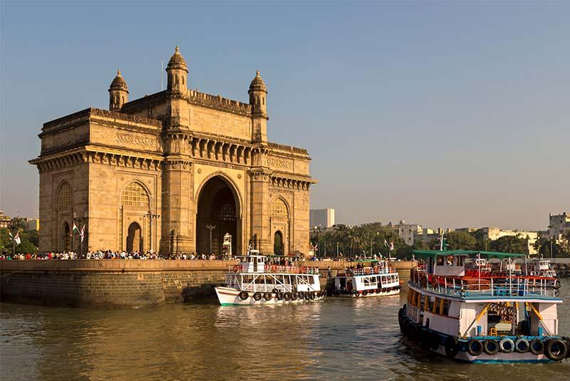 بمبئی - دروازه هند