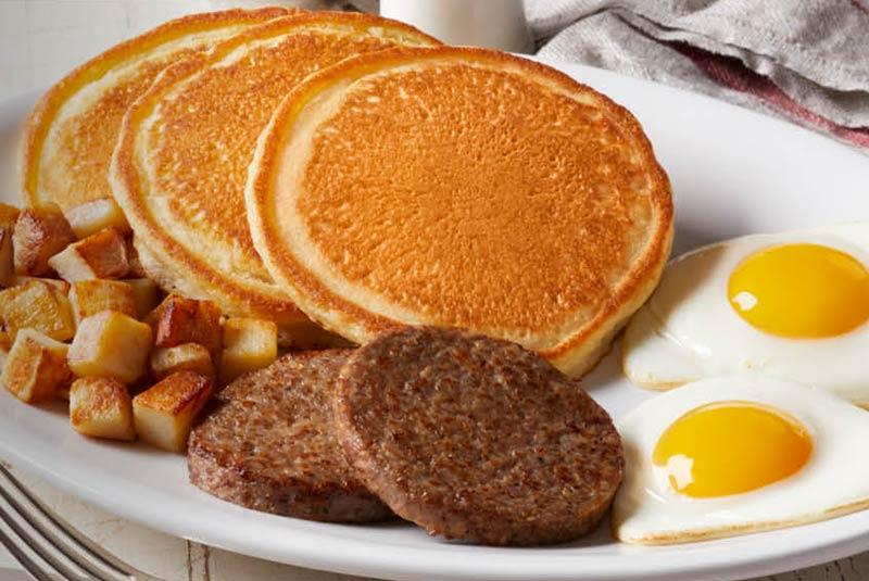 صبحانه های معروف دنیا