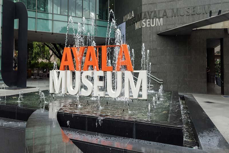 دیدنی های مانیل - موزه آیالا