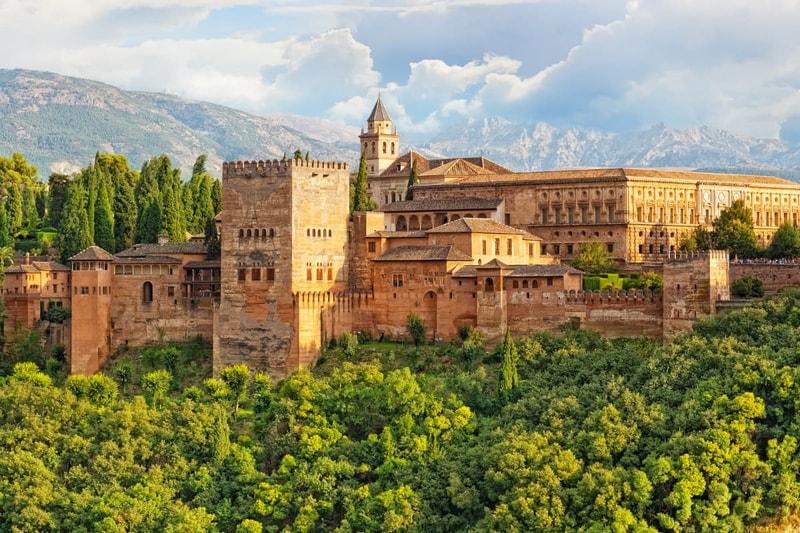 الحمرا اسپانیا