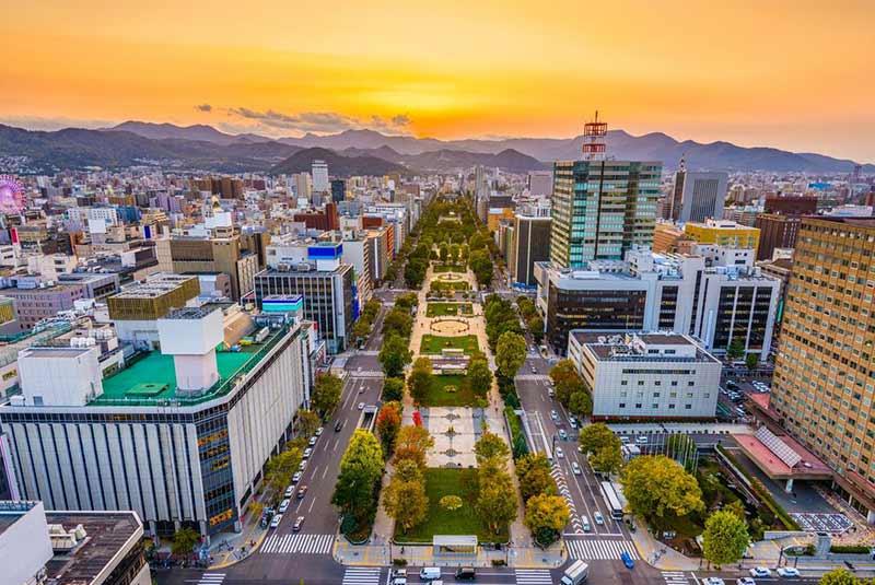 تمیزترین شهرهای جهان - ساپورو